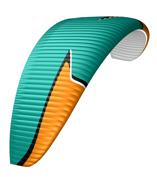 Niviuk Ikuma 2. Цвет Java.
